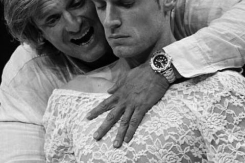 Christoph Schulenberger I Hamlet I Neues Globe Theater