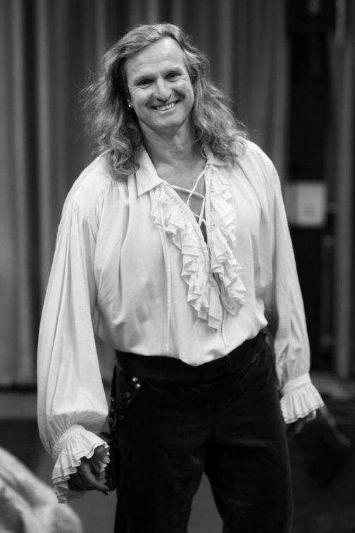 Dierk Prawdzik I Die Streiche des Skapin I Neues Globe Theater