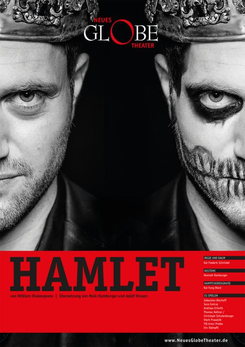 Hamlet I Neues Globe Theater I Tourneetheater