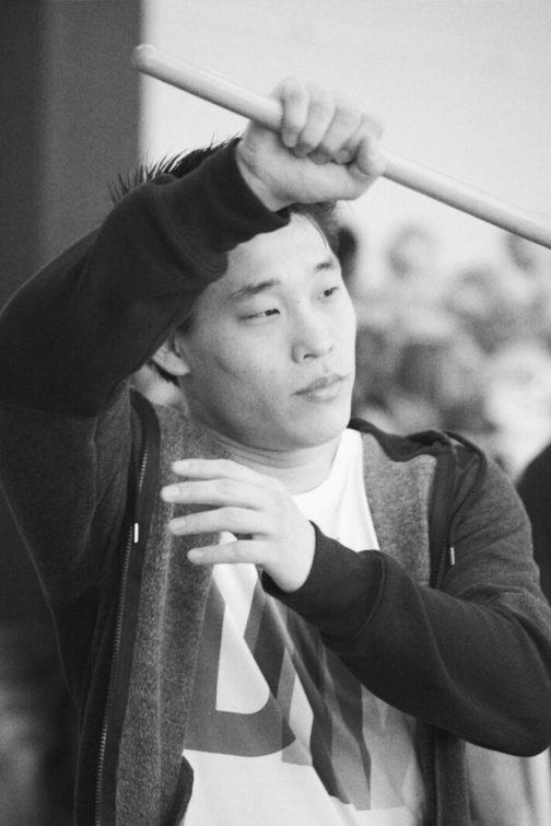 Kai Fung Rieck I Köing Lear-Hamlet I Neues Globe Theater