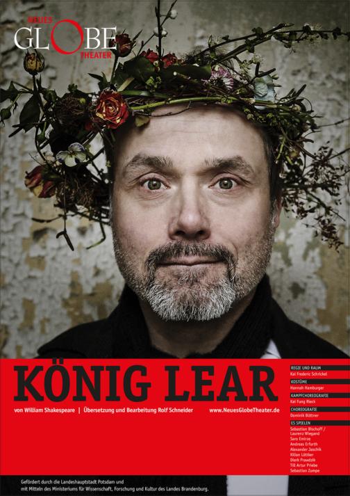 King Lear I Neues Globe Theater