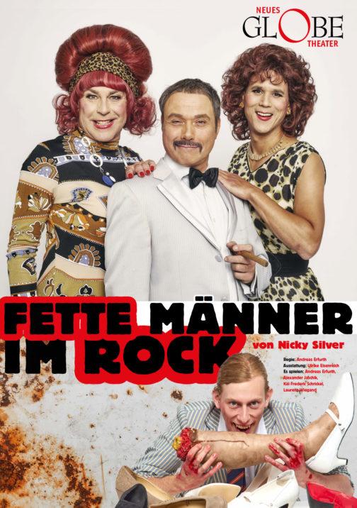 Fette Männer im Rock I Neues Globe Theater