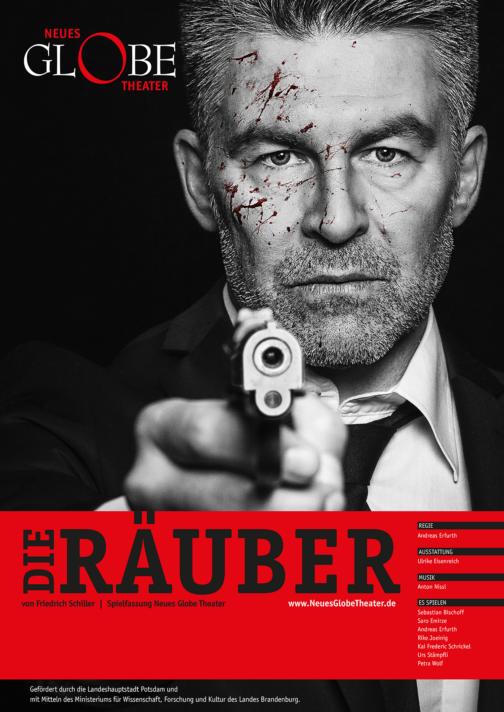 Die Räuber I Neues Globe Theater I 2019-2020-2021