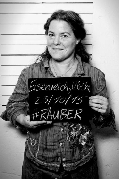 Ulrike Eisenreich I Neues Globe Theater